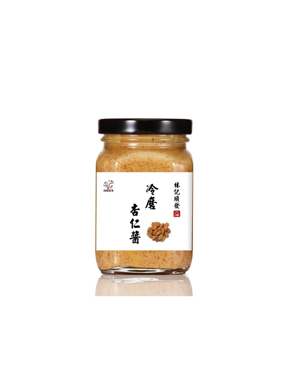 天然冷磨杏仁醬
