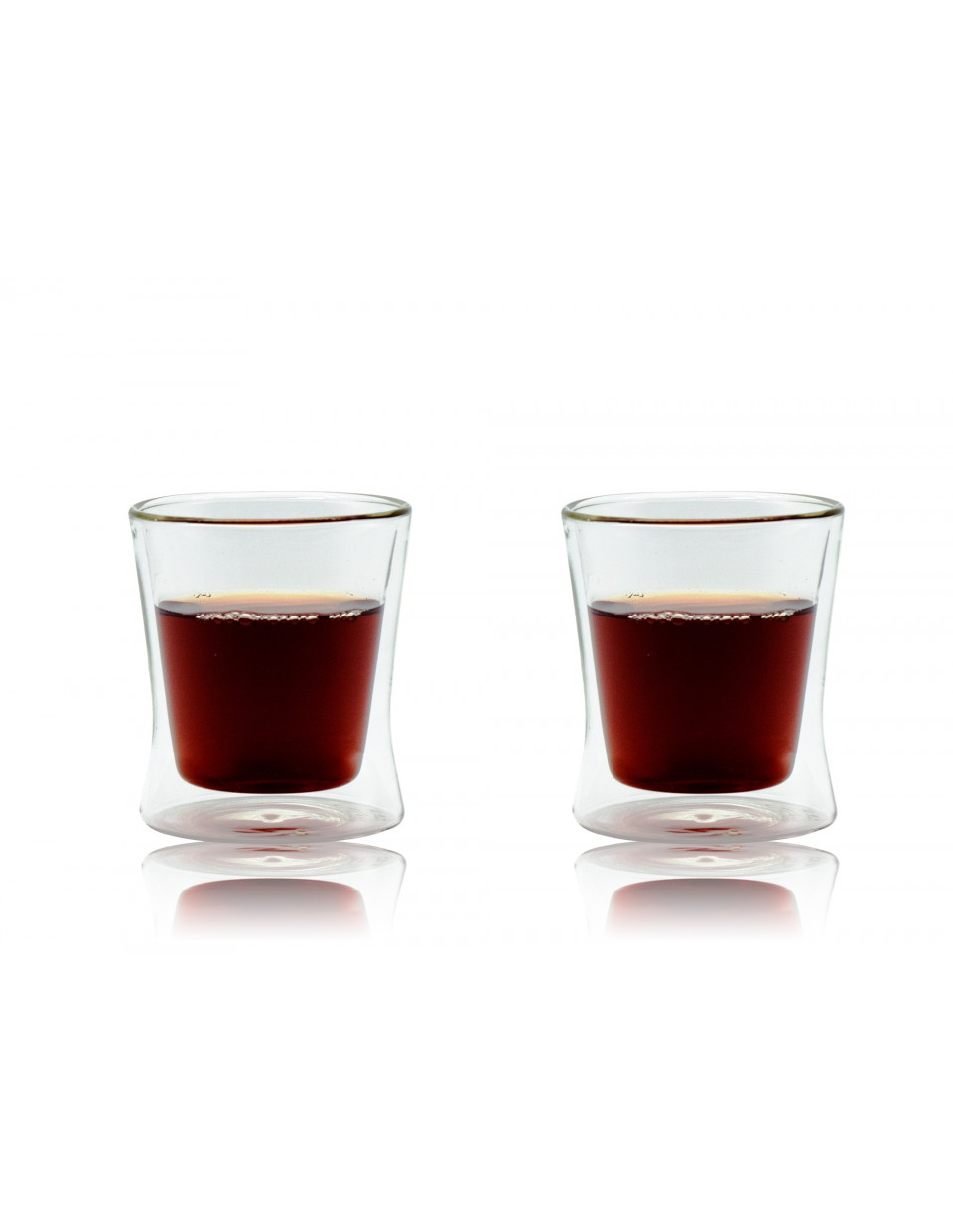 角藝雙層杯 200ML 對杯2支