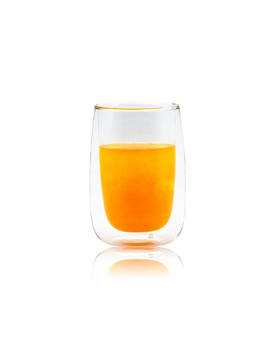 圓藝雙層杯 400ML