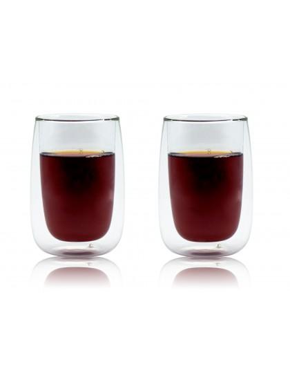 圓藝雙層杯 400ML 對杯2支
