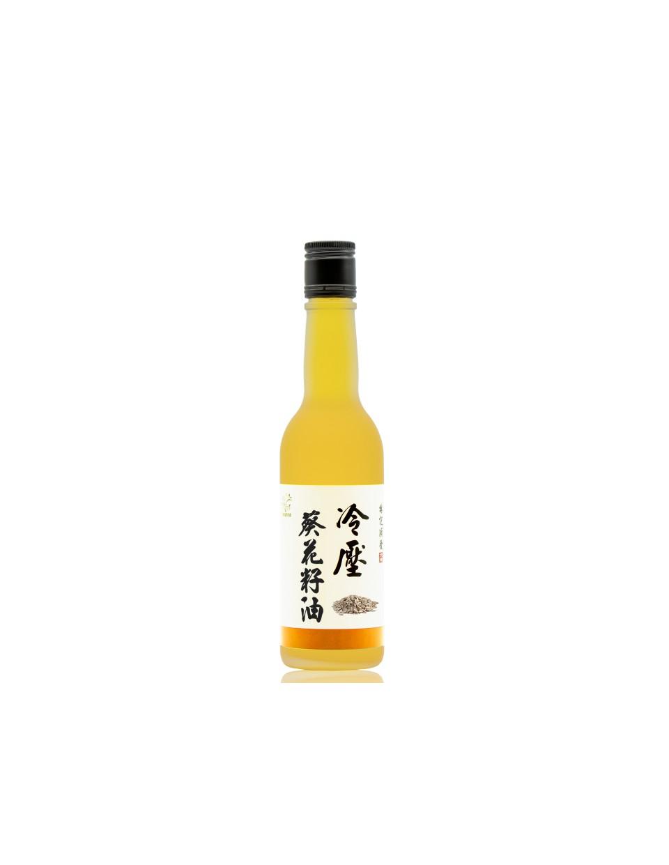 冷壓初榨葵花籽油 300ml