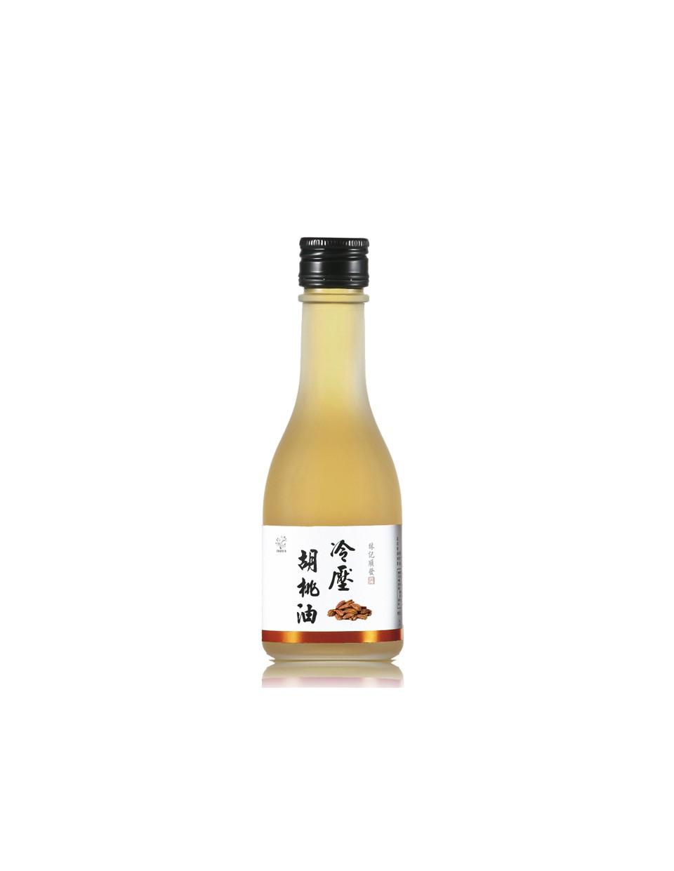 冷壓初榨胡桃油 180ml 第二瓶7折優惠