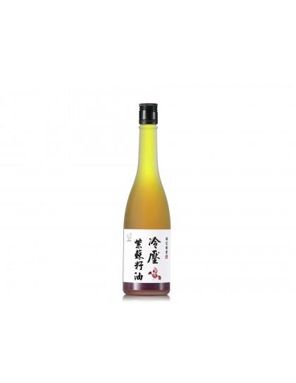 冷壓初榨紫蘇籽油 500ml