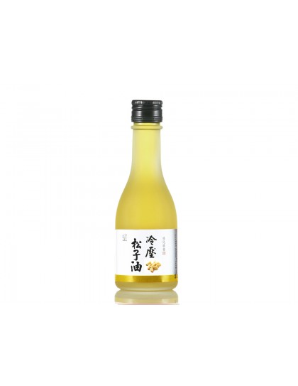 冷壓初榨松子油 180ml 第二瓶7折優惠
